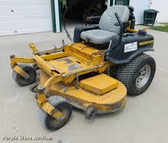 2005 hustler super z ztr lawn mower item db9485 sold ju