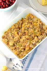 italian sausage stuffing recipes for thanksgiving turkey sausage and cornbread stuffing recipe mother thyme