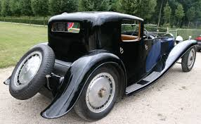 World Otomotif Bugatti Type 41 Royale Coupe Napoleon