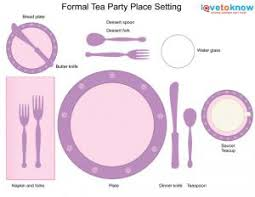 tea party tables tea party table setting ideas lovetoknow