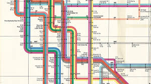 Nyc Subway Map App by The Lost Nyc Subway Map That May Vastly Improve Modern Ones Wired