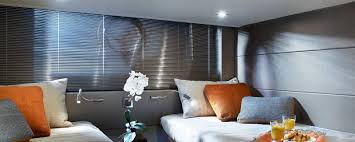 Boat Window Blinds Oceanair Marine Blinds Screens And Soft Furnishings For Boats