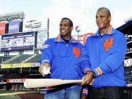 The Doc And Darryl Mets - doc and darryl set for met hall of fame ny daily news