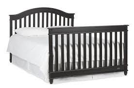 Europa Baby Palisades Convertible Crib Europa Baby Palisades Convertible Crib Licorice Baby
