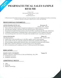 pharmaceutical sales resume pharmaceutical resume pharmaceutical sales resume exles 8 best