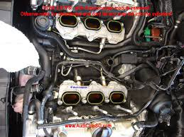 audi s4 v6 supercharged diy s4 waterpump and thermostat install supercharger removed pics