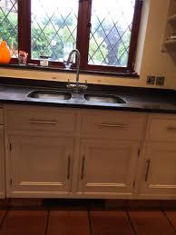 english handmade solid oak smallbone natural hessian kitchen