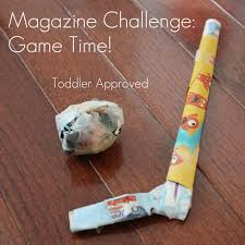 toddler approved magazine challenge game time