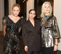 chloë sevigny hosted an intimate cocktail party with