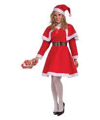 santa costume miss santa christmas costume christmas costumes