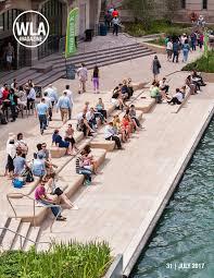 Landscape Architecture Magazine by World Landscape Architecture Magazine Wla 31 By Editor Damian