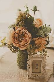 Shabby Chic Wedding Centerpieces by 687 Best Vintage Weddings Images On Pinterest Marriage Wedding