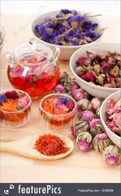 Floral Food by Floral Tea Dry Flowers Photo