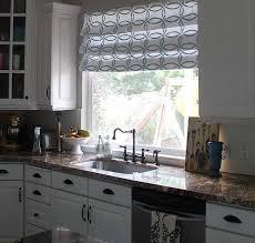large kitchen window treatment ideas large kitchen window treatment ideas sandydeluca design