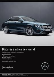 mercedes service offers al haddad motors linkedin