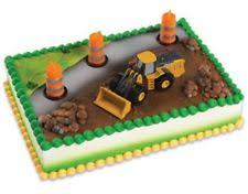 tractor cake topper deere cake decorations ebay