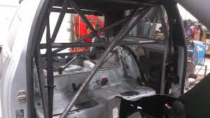 lexus sc300 roll cage vw mk4 half cage