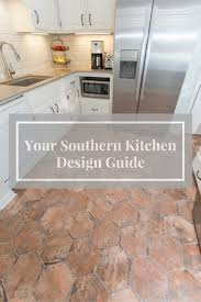 southern style open concept kitchen design guide
