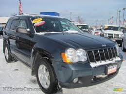 jeep gray blue 2008 jeep grand cherokee laredo 4x4 in steel blue metallic