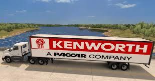 kenworth 2016 standalone kenworth trailer for ats american truck simulator mod