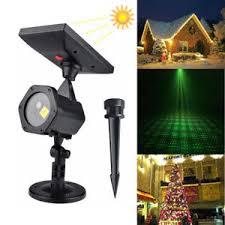 solar christmas light projector waterproof outdoor christmas lights laser solar power star light