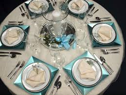 photo gallery category table setting ideas