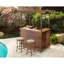 upc 846822012537 hampton bay patio bars decker 3 piece patio