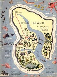 Real Treasure Maps Maps In Literature For Youth