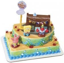 Cake Decorating Kits & Toppers SpongeBob SpongeBob Squarepants