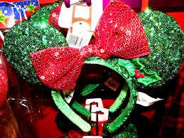 amazon com disney world park exclusive christmas 2013 red
