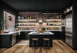 kitchen cabinet design tips 80 black kitchen cabinets the most creative designs