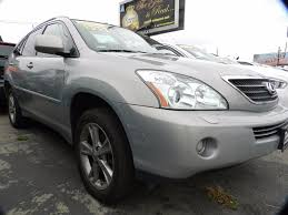 lexus rx 400h four wheel drive 2007 lexus rx 400h fwd 4dr hybrid suv for sale in midway city ca