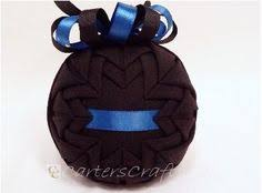 ornaments badges blue thin line crafts