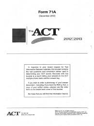act 2012 december form 71a