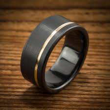 durable wedding bands what is a black zirconium wedding ring store weddings and black