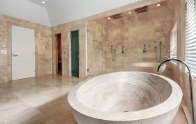 Travertine Shower Ideas Bathroom Designs Designing Idea - Travertine in bathroom