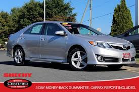 used 2013 toyota camry se used 2013 toyota camry se sport sedan alloy wheels bluetooth in