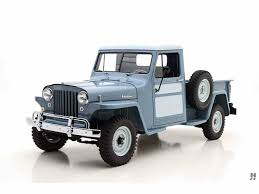 jeep vehicles list classic willys jeep for sale on classiccars com