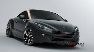 pujo automobile new peugeot rcz sports coupe confirms price and specs carsfame