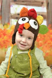turkey thanksgiving baby hat fall autumn photo prop ccc299