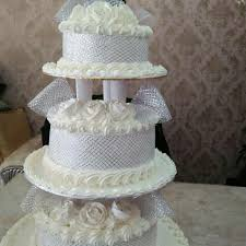 wedding cake murah cake murah cantik wow food drinks baked goods on carousell