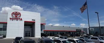 hoy fox toyota used cars fox toyota of el paso el paso tx 79935 yp com