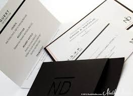 Elegant Wedding Invitations Modern And Elegant Wedding Invitations And Stationery Suite Real