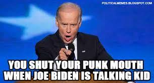 Ryan Memes - political memes joe biden vs paul ryan shut your punk mouth