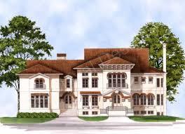 Tuscan Villa House Plans by Rozonda Tuscan House Plans Luxury House Plans