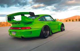 rwb porsche 911 porsche 911 993 drive
