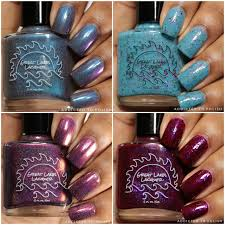 addicted to polish great lakes lacquer polish con nyc 2017