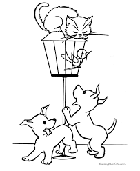 pinkalicious coloring pages free printable coloring picture of a cat