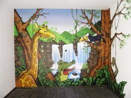 deco chambre bebe theme jungle jungle décor chambre de bébé thème jungle 4 photos popek déco