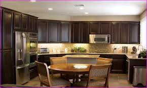 stain kitchen cabinets dark stained oak cabinets stained kitchen